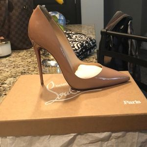 Christian Louboutin SO KATE NUDE